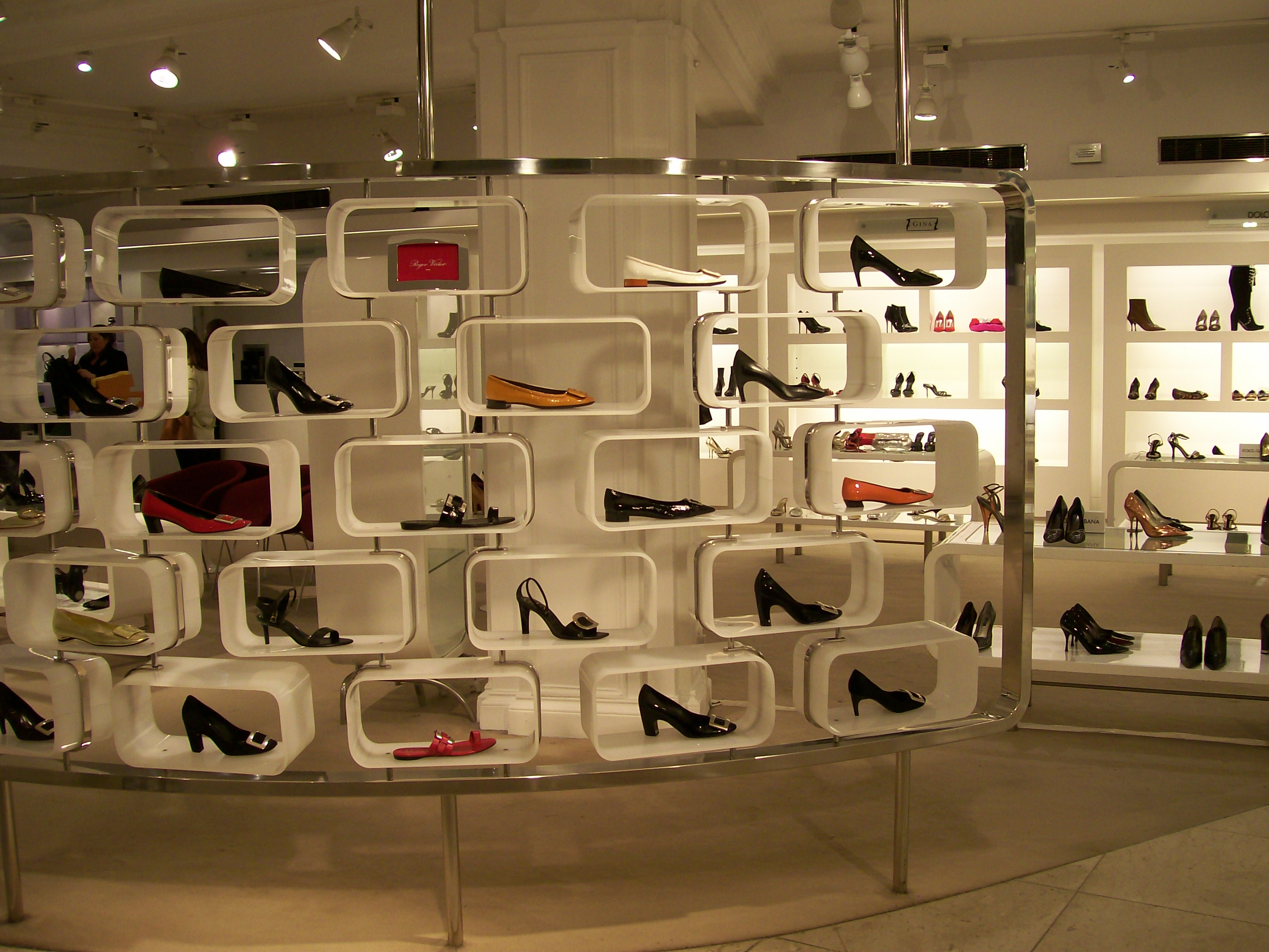 Shoes on the Brain? Go Shopping!