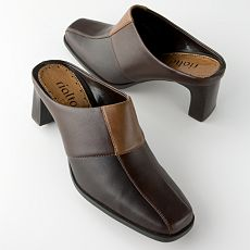 Rialto Patch Stick Mules from Kohl's