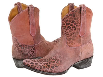 Old Gringo Leopardito Womens Boots