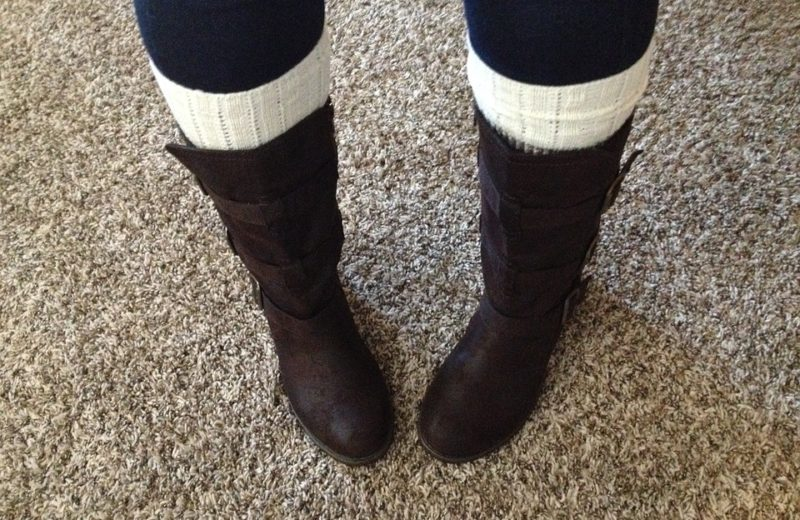 Chocolate Boots