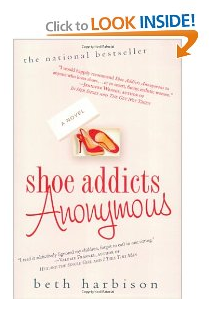 Shoe Addicts Anonymous Book / Movie