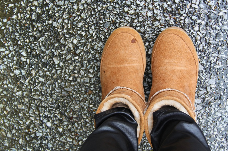 Stepping Out In Sumptuous Sheepskin EMU Boots