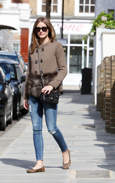 42b5128b9fb59e Butterfly Twists Ballerina Flats as seen on Olivia Palermo - Shoeaholics  Anonymous Shoe Blog