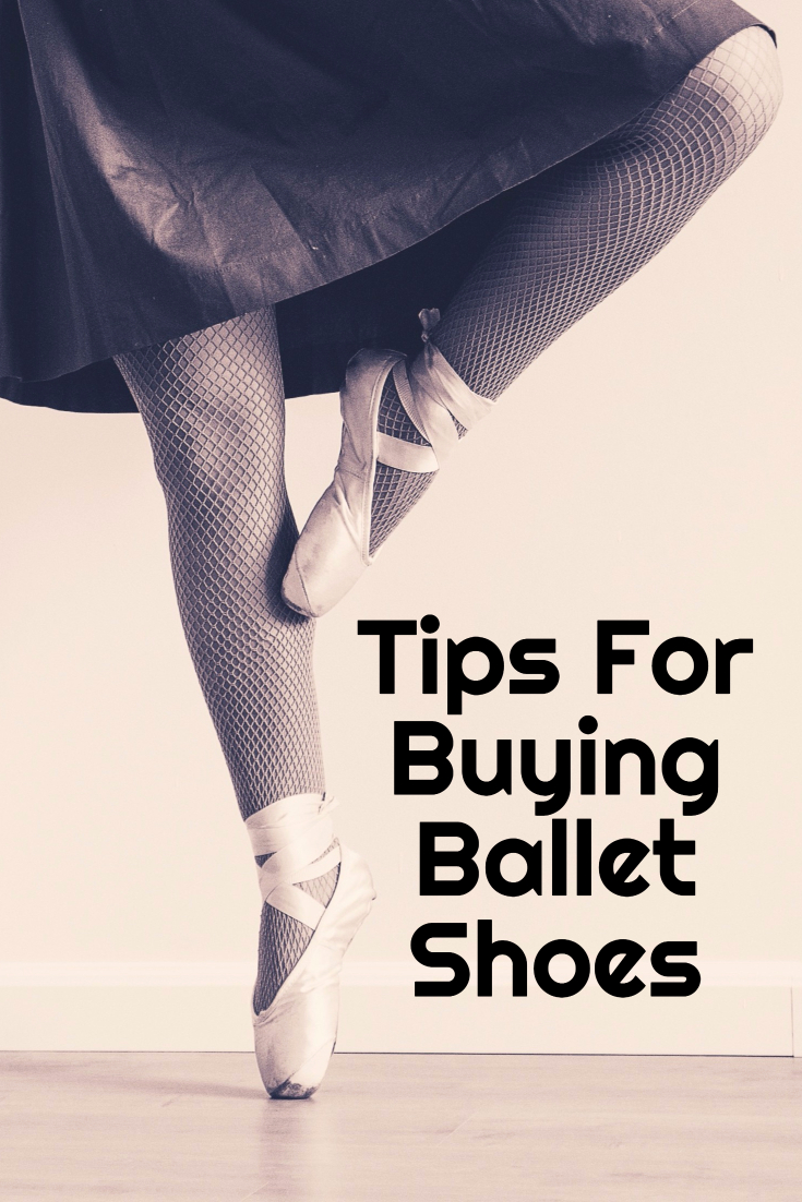 Tips For Buying Ballet Shoes