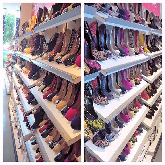 Shoes: Every Girl's Dream