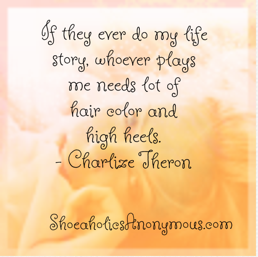 Charlize Theron Quote