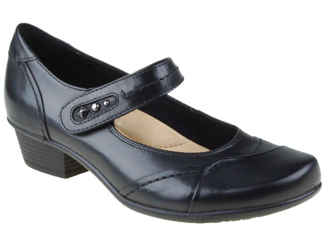 Shoe Review: Earth Clover Mary Janes