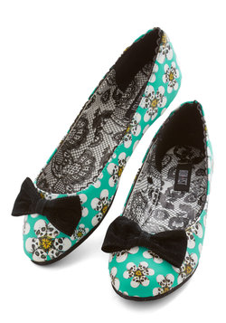 76a23cdbd7104 Funky Flats From ModCloth - Shoeaholics Anonymous Shoe Blog