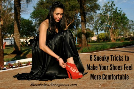 6 Sneaky Tricks to Make Your Shoes More Comfortable