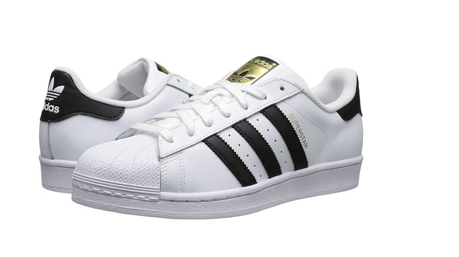 superstars adidas niña