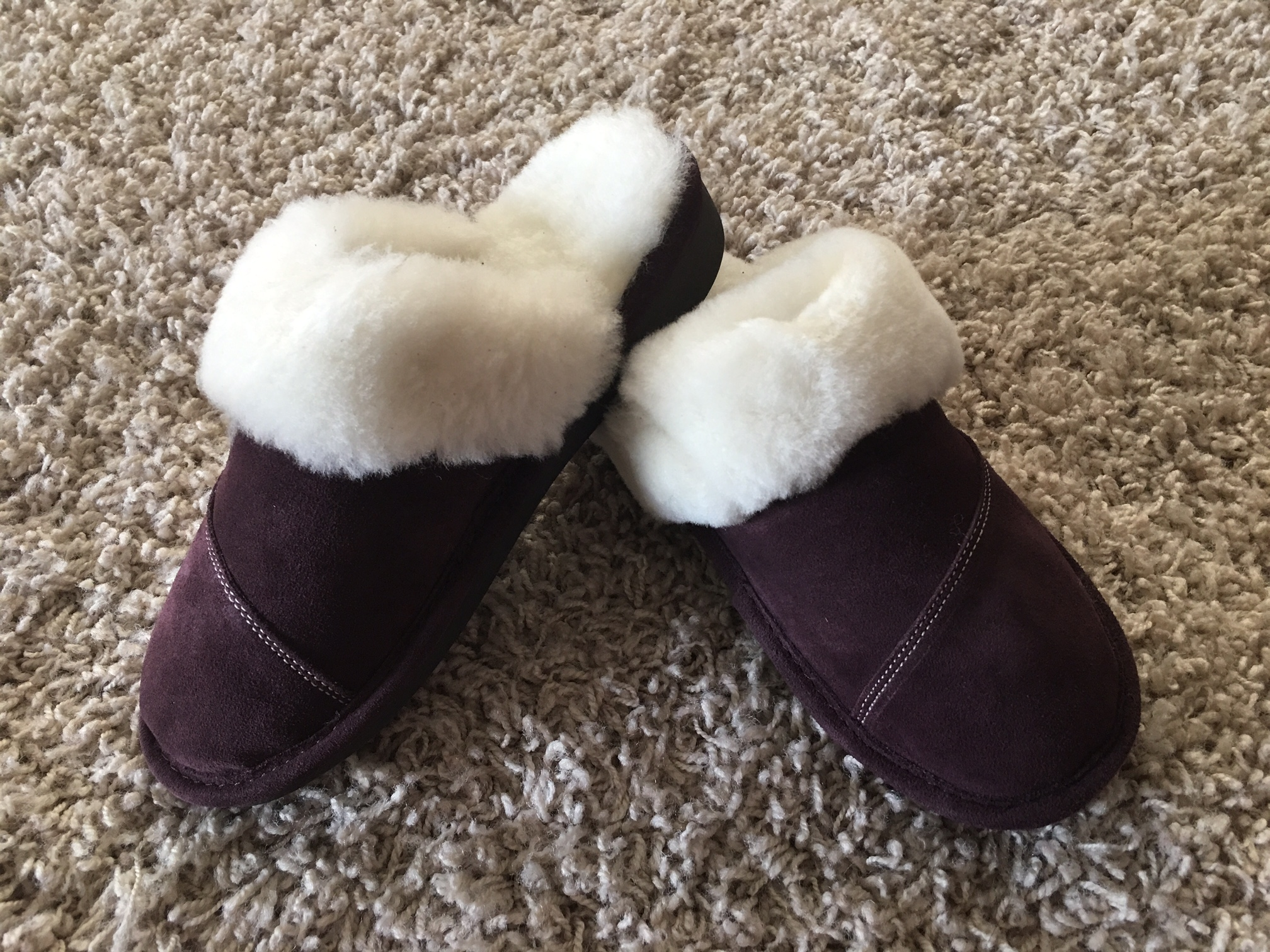 Nuknuuk Sheepskin Slippers Review