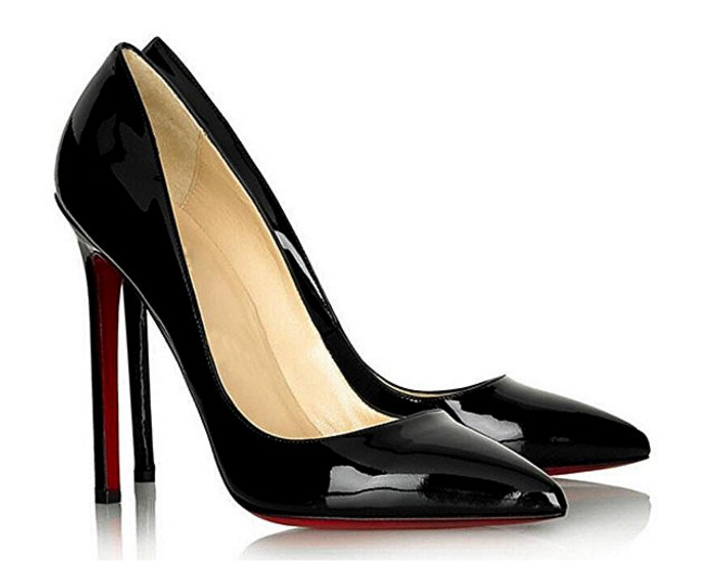 75cdd1c45 Knock-off Louboutin Black Pumps - Shoeaholics Anonymous Shoe Blog