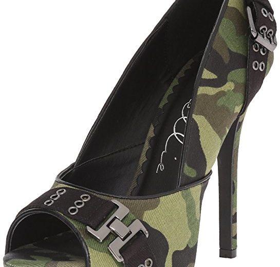 Ellie Shoes Women's 423-PFC Pumps