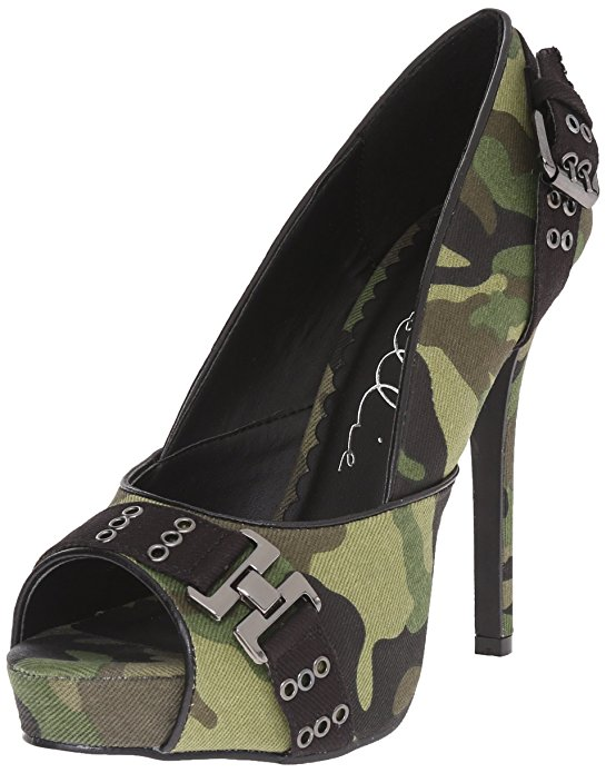 Ellie Shoes Women's 423-PFC Pumps