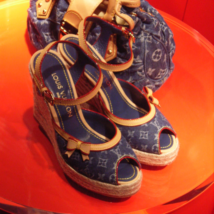 Buy Louis Vuitton Shoes Now, Pay Later