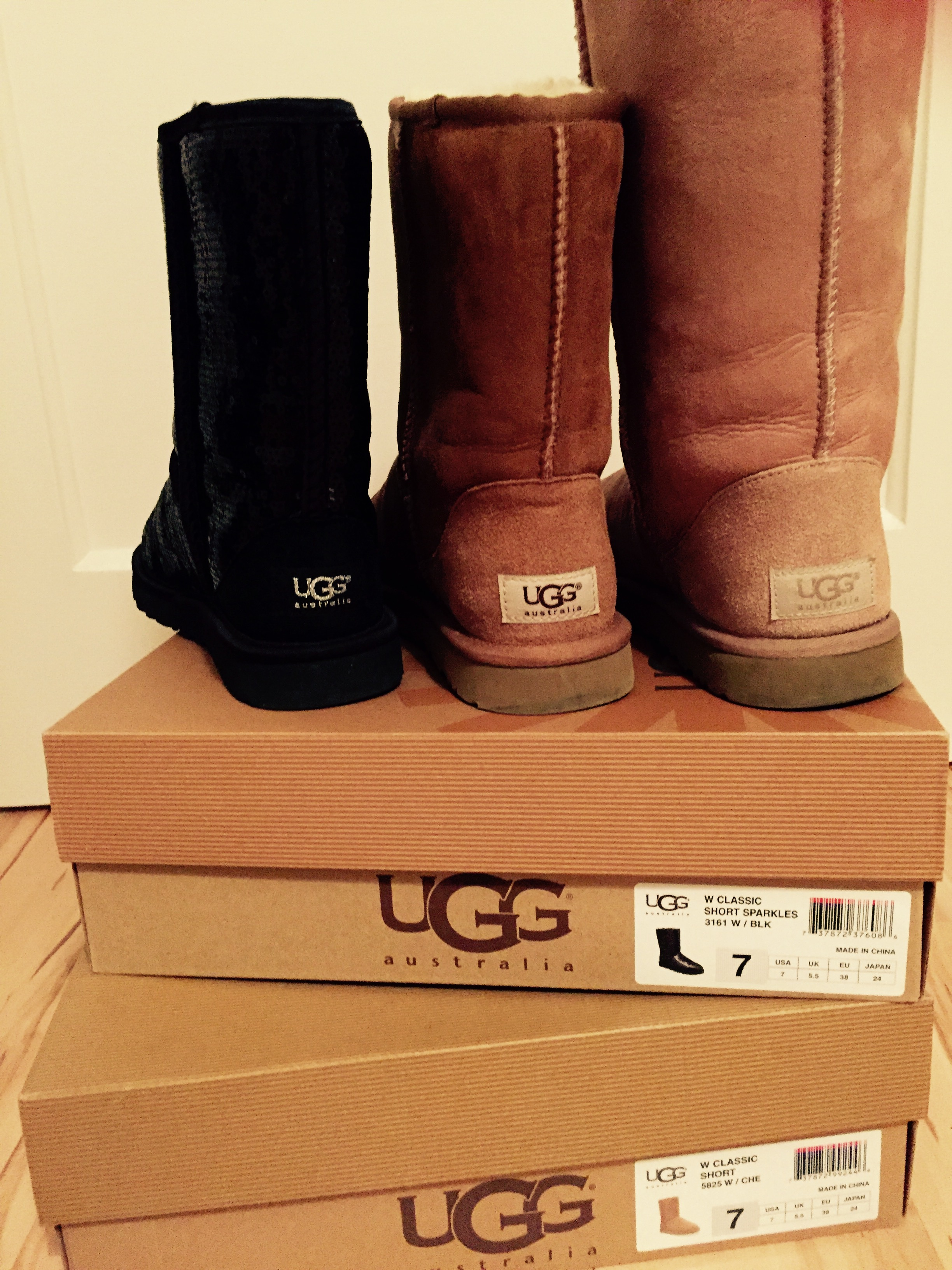 4624c0c92c7 Difference Between the Original and Fake UGG Boots - Shoeaholics ...