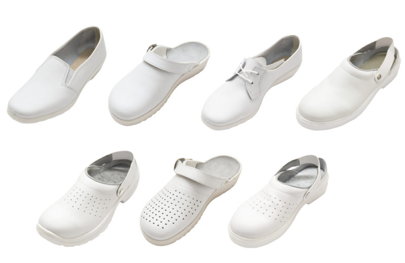 Healthcare Footwear: The 5 Best Shoes for Nurses