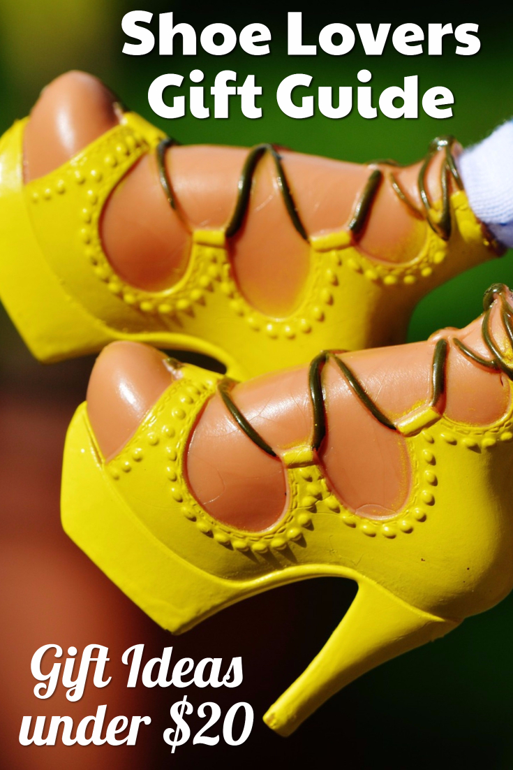 Shoe Lovers Holiday Gift Guide: Gift Ideas Under $20
