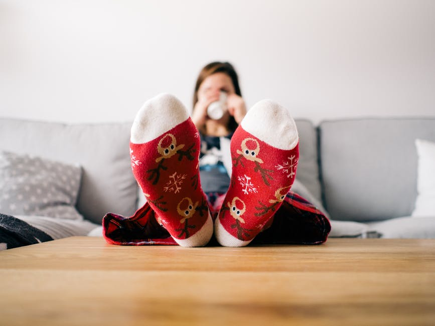 Sock Suggestions: 5 Tips for Keeping Your Feet Toasty This Winter