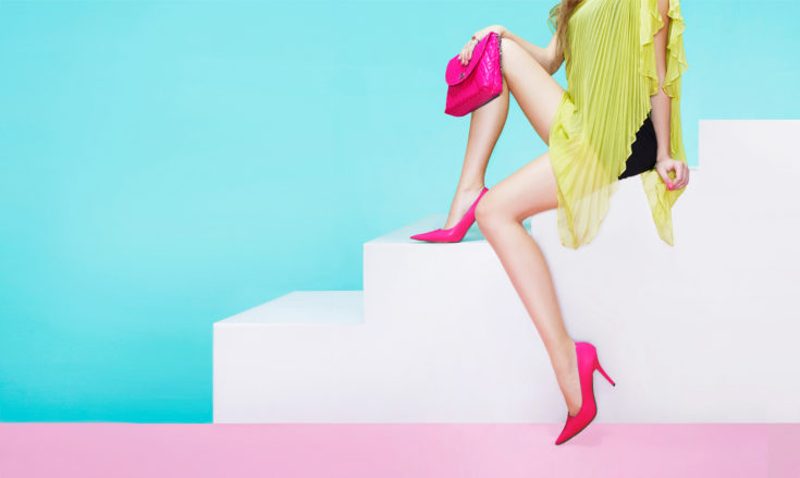 Why Wearing Heels May be Good for Your Health