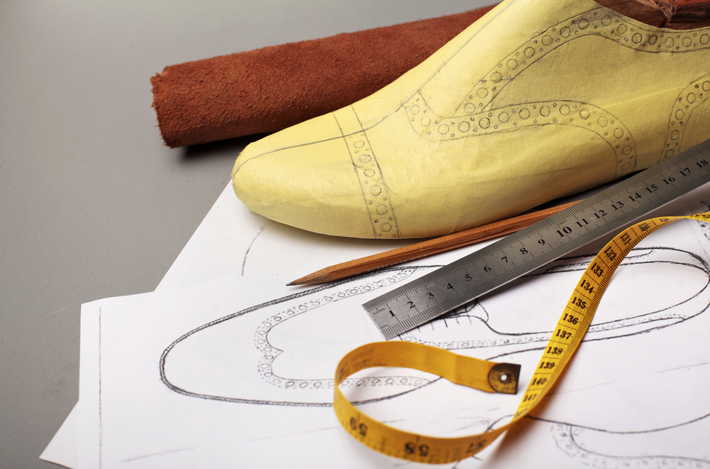 Designing From the Feet Up: A Review of the Shoe Design Process
