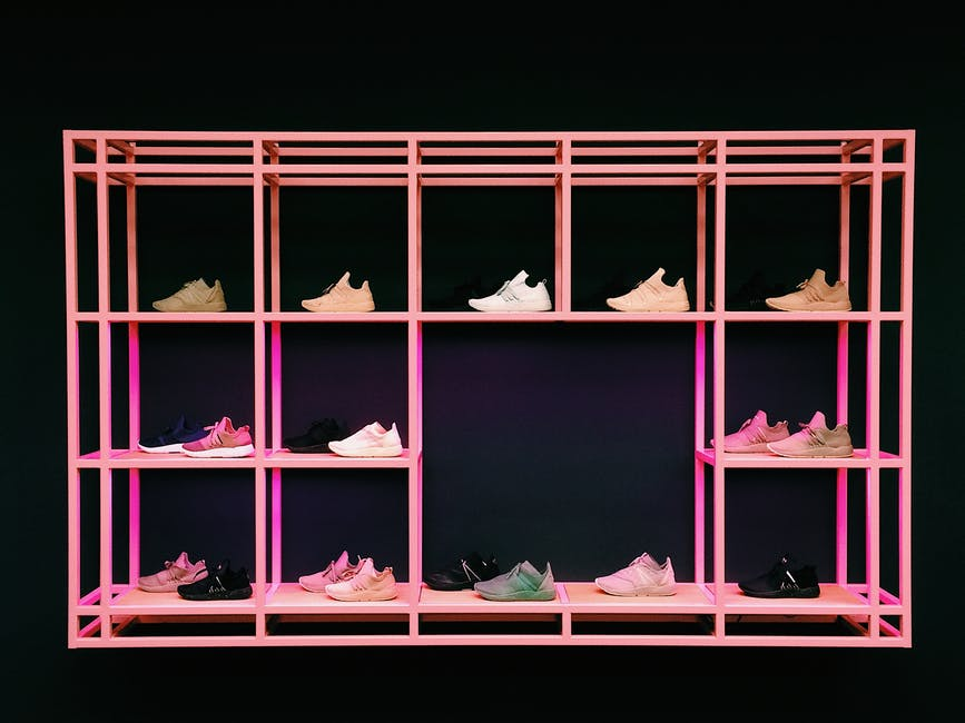 The Shoes Of The Future
