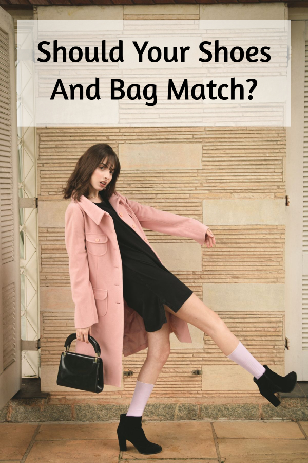 Should Your Shoes And Bag Match