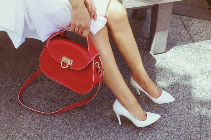 Be bold with bags