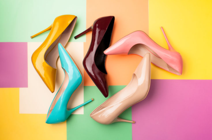 Why Renting Shoes Is The New Trend