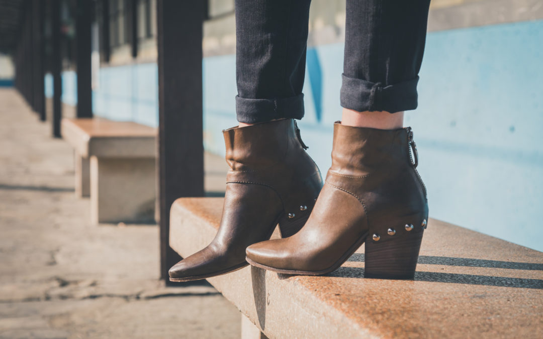 It's Boot Season! How to Wear Ankle Boots and Style Them Like a Pro