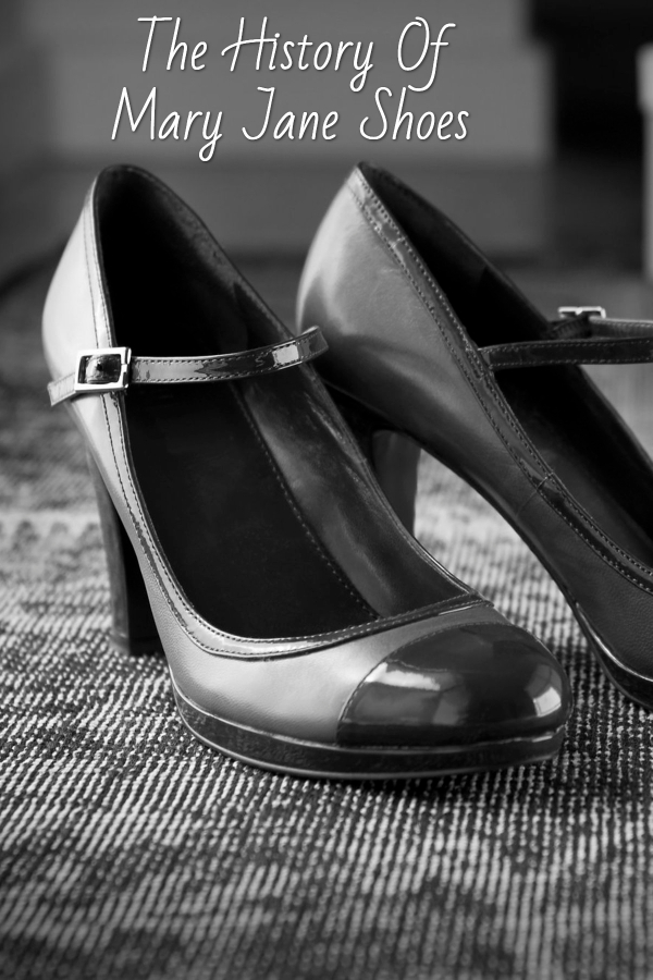 The History Of Mary Jane Shoes