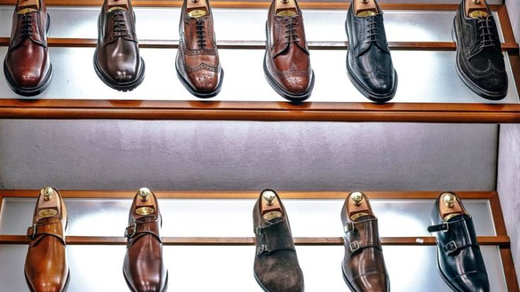 Shoes Types for Men