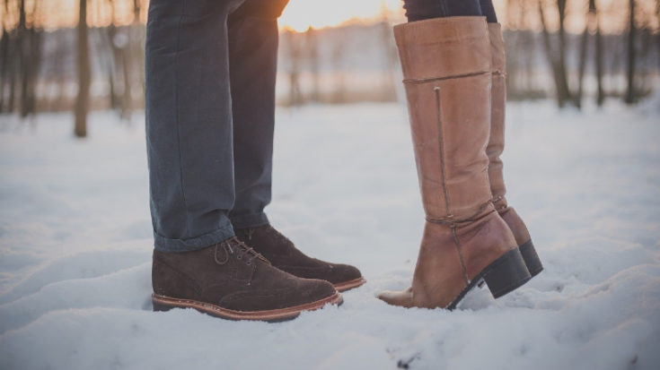 Clean Winter Boots