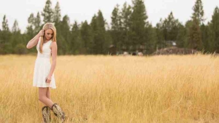 how to wear cowboy boots in summer